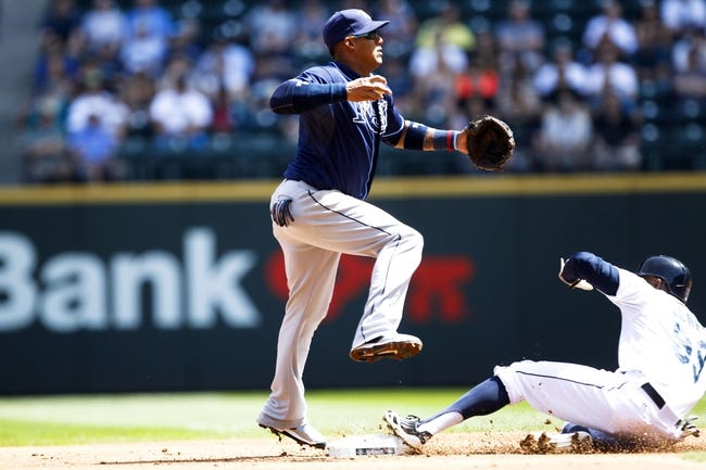 Tampa Bay Rays vs. Seattle Mariners MLB Pick, Odds, Prediction 6/6/14