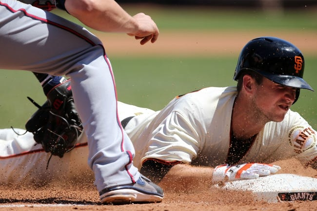 MLB | Atlanta Braves (23-23) at San Francisco Giants (28-20)