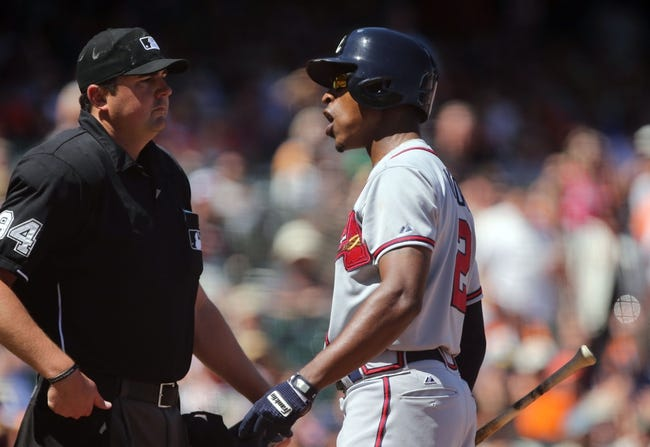 Braves at Giants - 5/28/15 MLB Pick, Odds, and Prediction