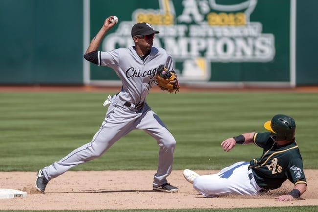 Chicago White Sox vs. Oakland Athletics 9/9/14 MLB Pick and Odds