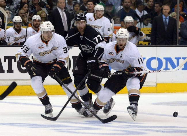 Anaheim Ducks vs. Los Angeles Kings - 5/16/14