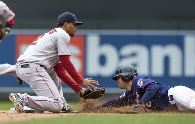 Boston Red Sox vs. Minnesota Twins MLB Pick, Odds, Prediction 6/16/14