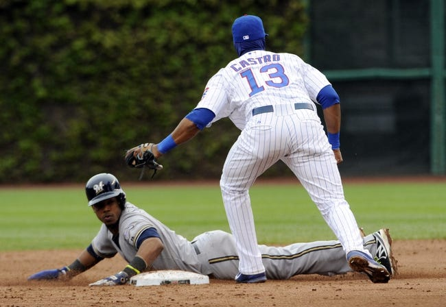 Milwaukee Brewers at Chicago Cubs MLB Pick, Odds, Prediction - 5/17/14