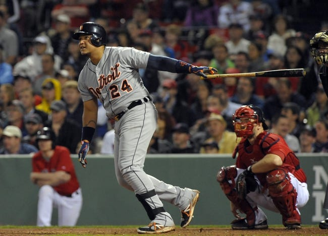 Boston Red Sox vs. Detroit Tigers MLB Pick, Odds, Prediction 5/18/14