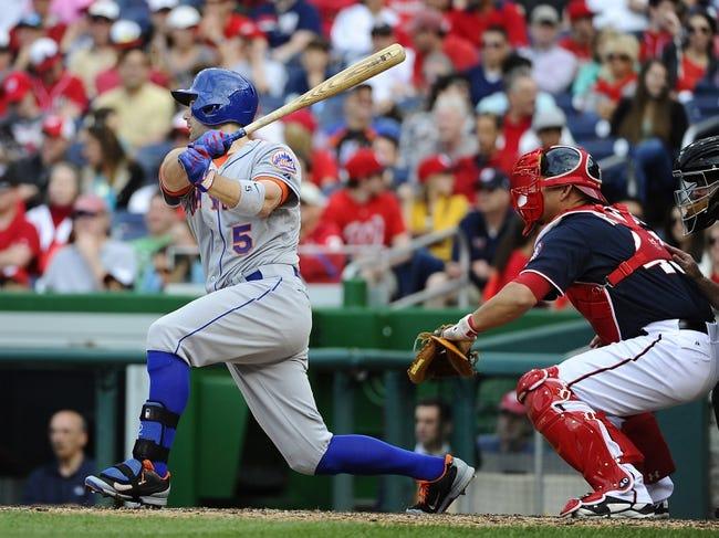 Washington Nationals vs. New York Mets MLB Pick, Odds, Prediction - 5/18/14