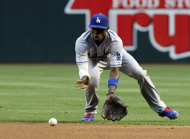 Arizona Diamondbacks vs. Los Angeles Dodgers Pick-Odds-Prediction - 5/18/14