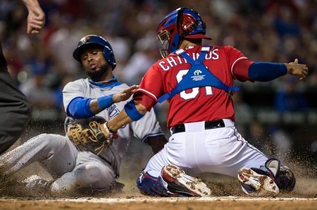 Texas Rangers vs. Toronto Blue Jays MLB Pick, Odds, Prediction 5/18/14