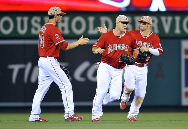 Los Angeles Angels vs. Tampa Bay Rays MLB Pick, Odds, Prediction - 5/18/14