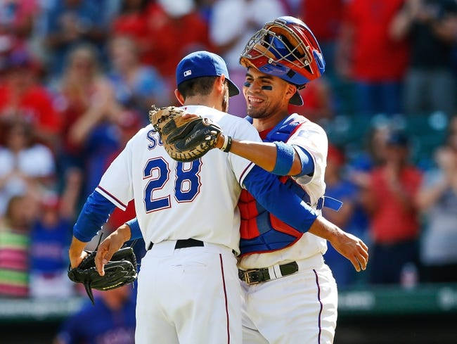 Toronto Blue Jays vs. Texas Rangers MLB Pick, Odds, Prediction - 7/18/14