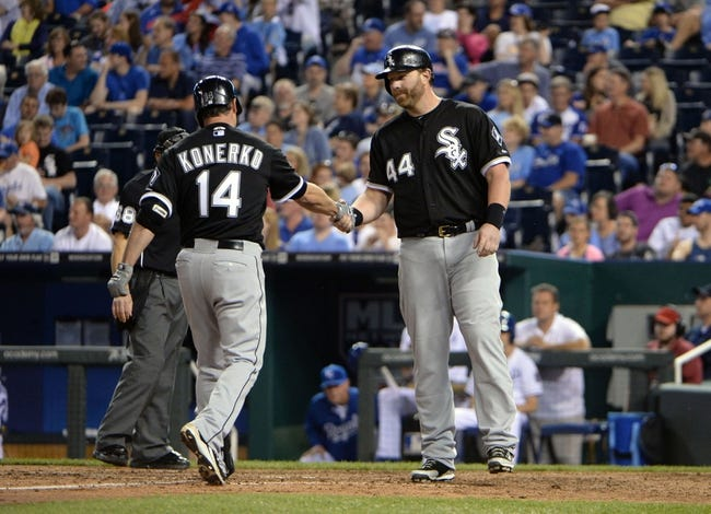 Kansas City Royals vs. Chicago White Sox Pick-Odds-Prediction - 5/20/14