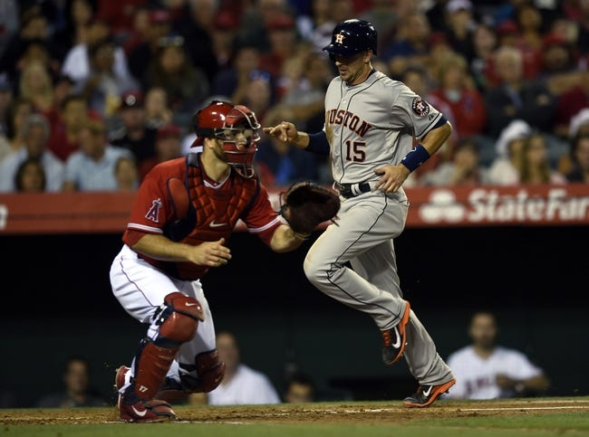 Los Angeles Angels vs. Houston Astros Pick-Odds-Prediction - 5/21/14