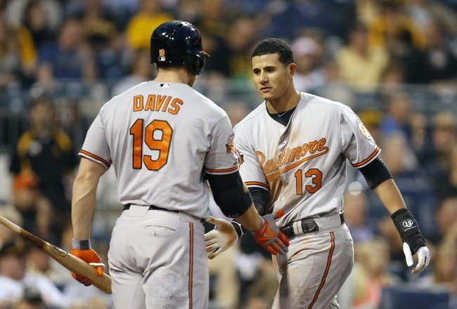 Pittsburgh Pirates vs. Baltimore Orioles Pick-Odds-Prediction - 5/21/14