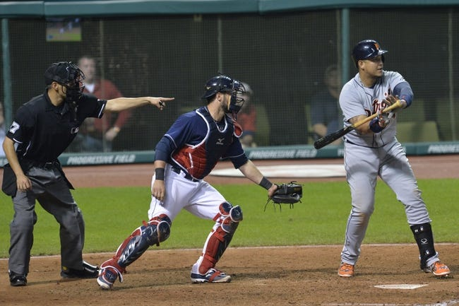 Cleveland Indians vs. Detroit Tigers Pick-Odds-Prediction - 5/21/14