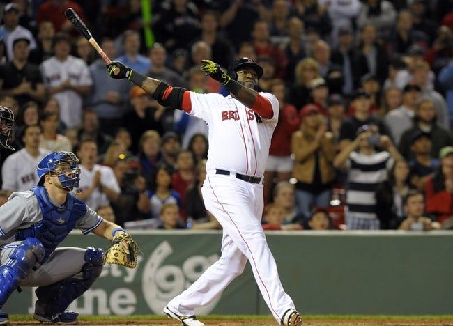 Boston Red Sox vs. Toronto Blue Jays MLB Pick, Odds, Prediction 5/21/14