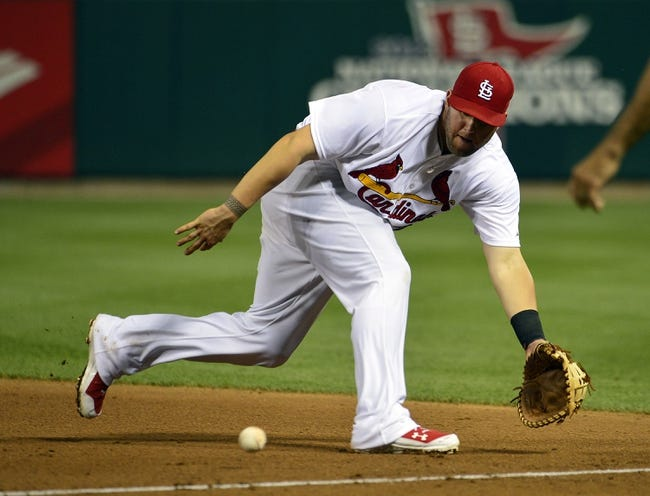 St. Louis Cardinals vs. Arizona Diamondbacks Pick-Odds-Prediction - 5/21/14