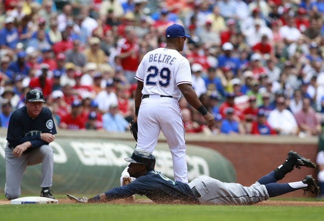 Seattle Mariners vs. Texas Rangers Pick-Odds-Prediction - 6/14/14