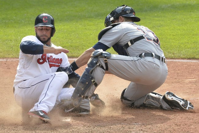Cleveland Indians vs. Detroit Tigers MLB Pick, Odds, Prediction - 6/20/14