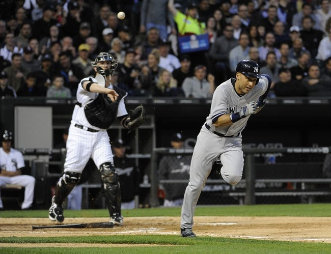 Chicago White Sox vs. New York Yankees MLB Pick, Odds, Prediction 5/23/14