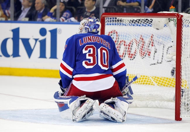 Montreal Canadiens at New York Rangers Pick-Odds-Prediction - 5/25/14