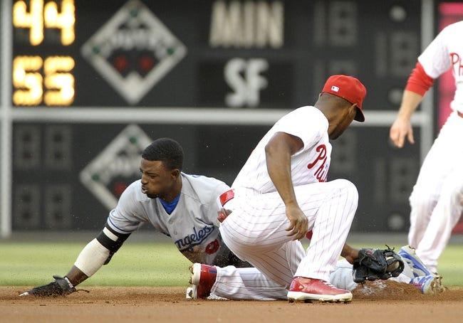 Philadelphia Phillies vs. Los Angeles Dodgers MLB Pick, Odds, Prediction - 5/24/14