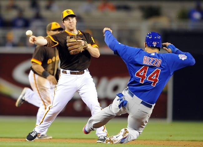 San Diego Padres vs. Chicago Cubs Pick-Odds-Prediction - 5/25/14