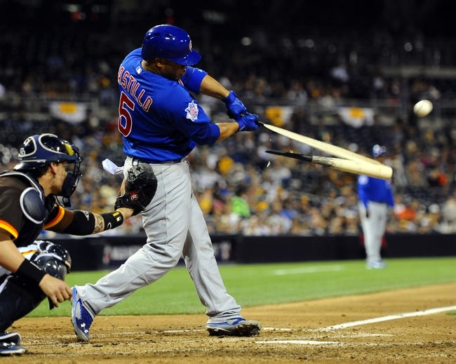 San Diego Padres vs. Chicago Cubs MLB Pick, Odds, Prediction - 5/24/14
