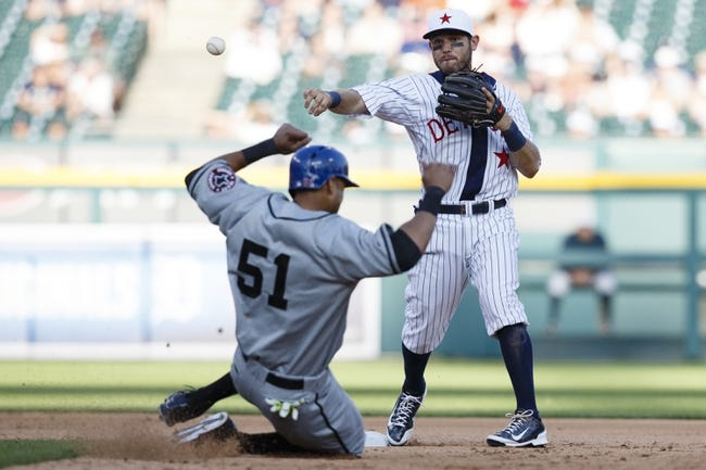 Detroit Tigers vs. Texas Rangers MLB Pick, Odds, Prediction 5/25/14