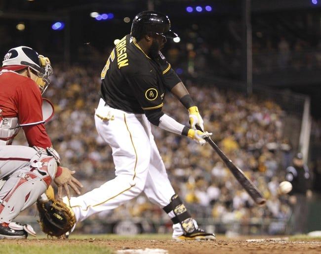 Pittsburgh Pirates vs. Washington Nationals Pick-Odds-Prediction - 5/25/14