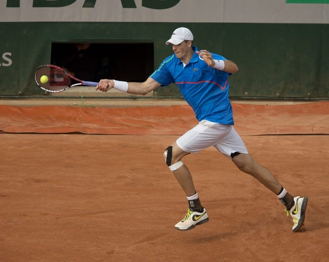 John Isner vs. Tomas Berdych French Open Pick, Odds, Prediction - 6/1/14