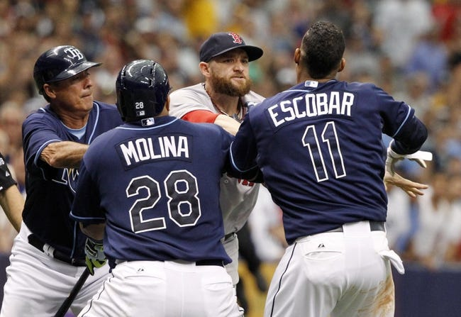 Boston Red Sox vs. Tampa Bay Rays MLB Pick, Odds, Prediction 5/30/14