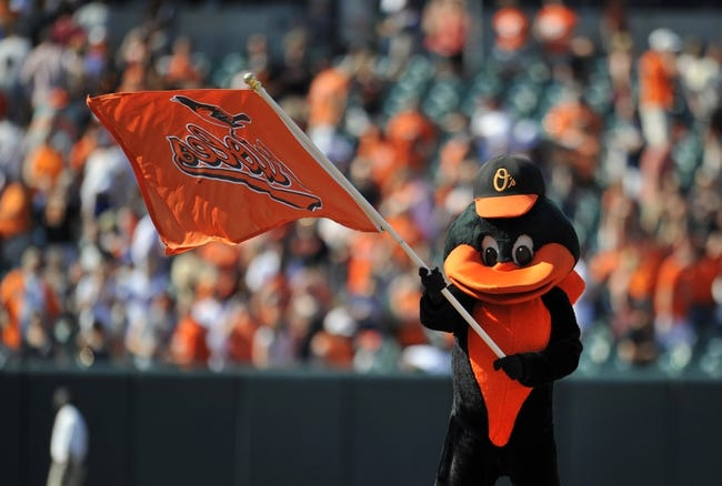 Cleveland Indians vs. Baltimore Orioles MLB Pick, Odds, Prediction - 8/15/14