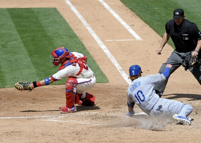 Los Angeles Dodgers vs. Philadelphia Phillies - 7/6/15 MLB Pick, Odds, and Prediction