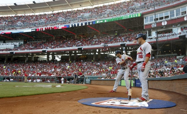 MLB | Cincinnati Reds (61-63) at St. Louis Cardinals (66-57)