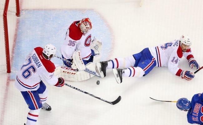 Montreal Canadiens vs. New York Rangers - 5/27/14