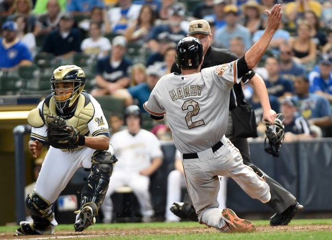 Milwaukee Brewers vs. Baltimore Orioles MLB Pick, Odds, Prediction 5/27/14