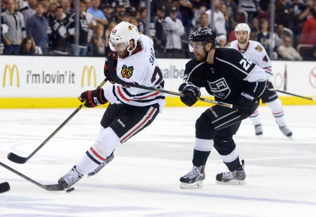 Chicago Blackhawks vs. Los Angeles Kings - 5/28/14