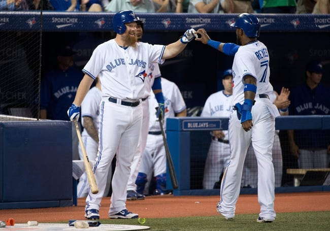 Toronto Blue Jays vs. Tampa Bay Rays MLB Pick, Odds, Prediction - 5/28/14
