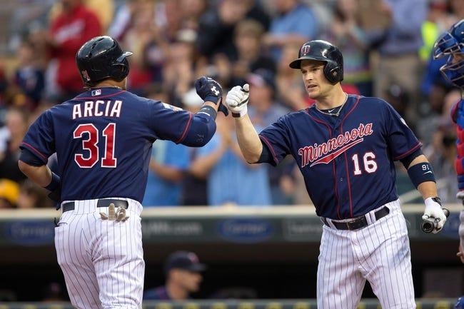 Minnesota Twins vs. Texas Rangers MLB Pick, Odds, Prediction - 5/28/14