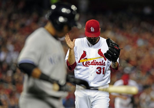 St. Louis Cardinals vs. New York Yankees MLB Pick, Odds, Prediction 5/28/14