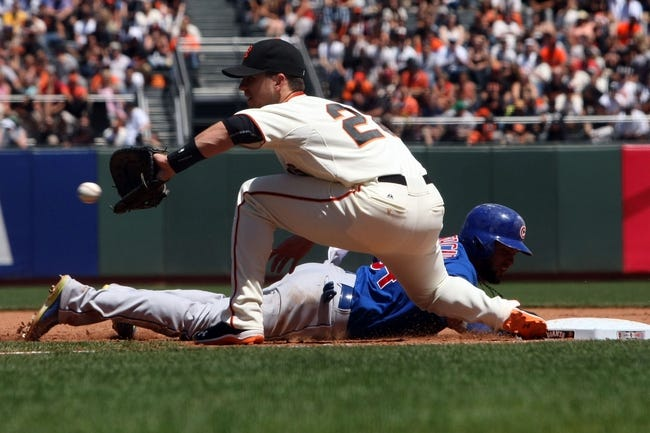 Chicago Cubs vs. San Francisco Giants 8/19/14 MLB Pick, Odds, Prediction