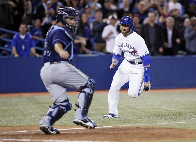 Tampa Bay Rays vs. Toronto Blue Jays MLB Pick, Odds, Prediction 7/11/14