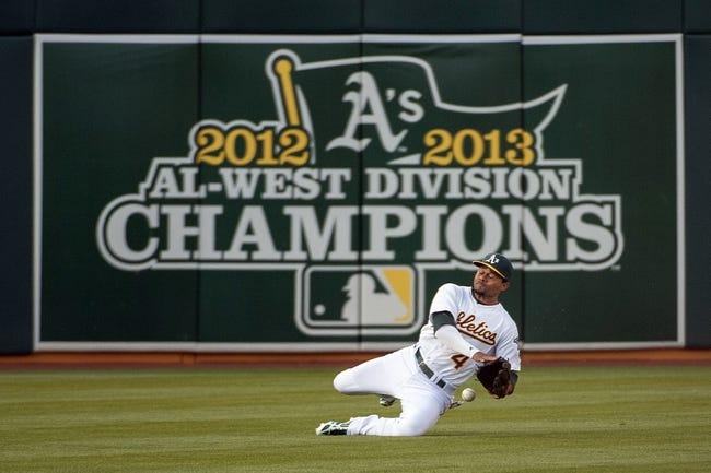 Oakland Athletics vs. Detroit Tigers MLB Pick, Odds, Prediction - 5/29/14