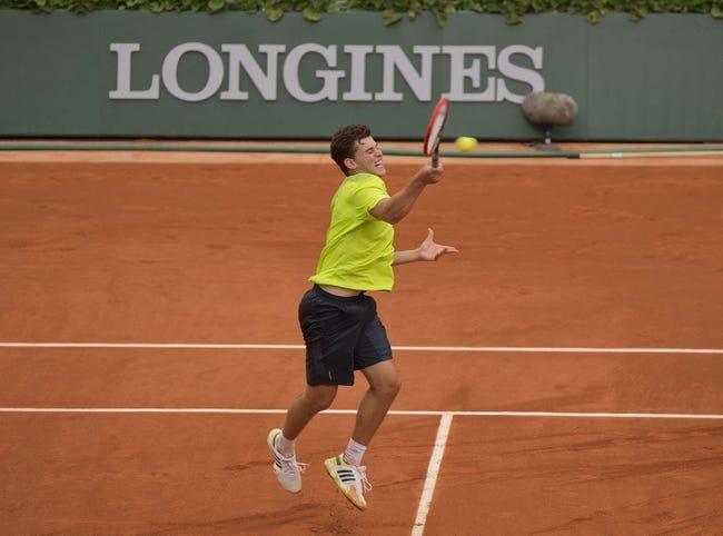Dominic Thiem vs. Guillermo Garcia-Lopez 2016 French Open Pick, Odds, Prediction