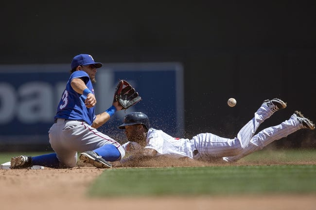 Texas Rangers vs. Minnesota Twins MLB Pick, Odds, Prediction 6/27/14