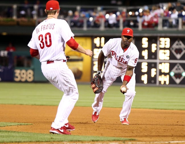 Philadelphia Phillies vs. New York Mets MLB Pick, Odds, Prediction 5/31/14