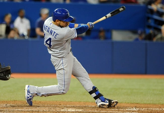 Toronto Blue Jays vs. Kansas City Royals Pick-Odds-Prediction - 5/30/14