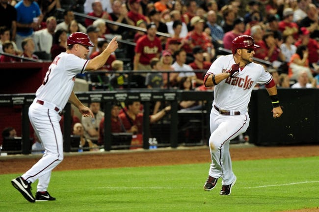 Arizona Diamondbacks vs. Cincinnati Reds MLB Pick, Odds, Prediction 5/30/14