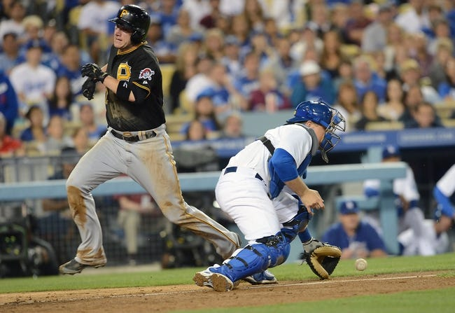 Los Angeles Dodgers vs. Pittsburgh Pirates Pick-Odds-Prediction - 5/30/14