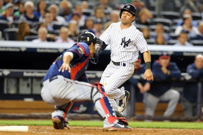 New York Yankees vs. Minnesota Twins MLB Pick, Odds, Prediction 5/31/14