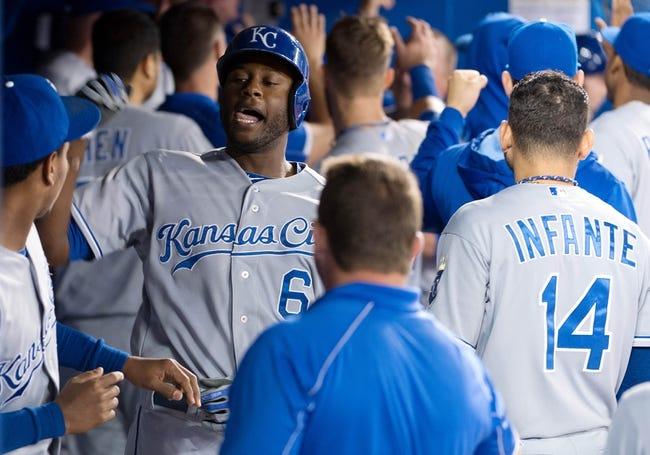 Toronto Blue Jays vs. Kansas City Royals MLB Pick, Odds, Prediction - 5/31/14